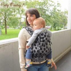 BabyMonkey Regolo ергономична раница Bubble (регулируема)
