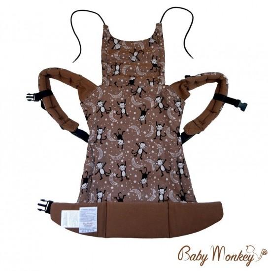 BabyMonkey Regolo ергономична раница LittleMonkey (регулируема)
