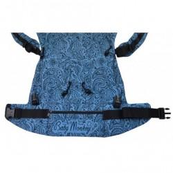 BabyMonkey Regolo ергономична раница Mehindi синьо (регулируема)
