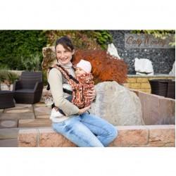 BabyMonkey Regolo ергономична раница Zarafa (регулируема)