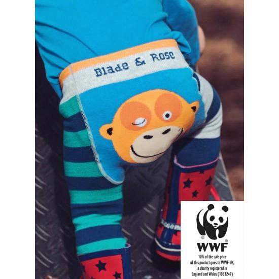 Клин Blade&Rose - Орангутан (органичен памук)
