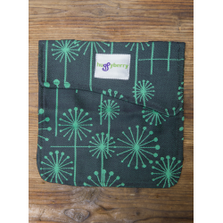 Чанта за талия HuggyBerry - Dandelion Emerald