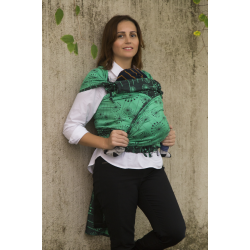 HuggyTai Dandelion Emerald - размер бебе