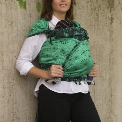 Мей тай HuggyTai Dandelion Emerald - размер бебе