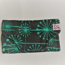 Протектори (смукалки) HuggyBerry Dandelion Emerald - универсални