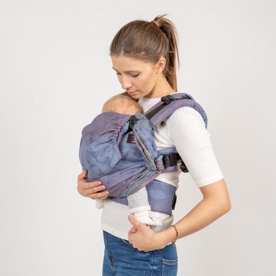 ПОД НАЕМ Ергономична раница Emeibaby  - размер бебе (регулируема)
