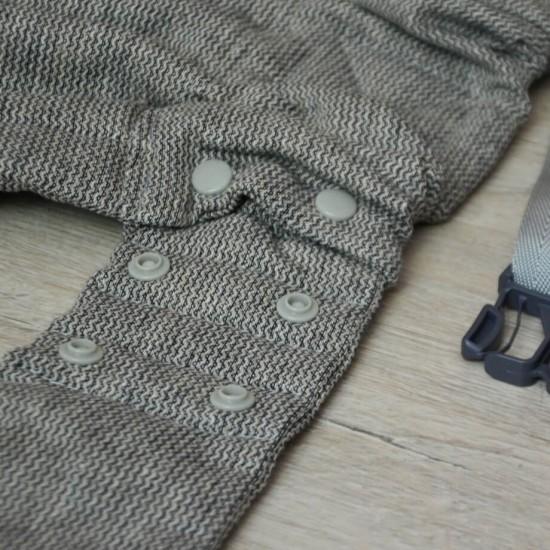 Регулируем май тай слинг Nashsling - Denim Day (80% лен, 20% памук)